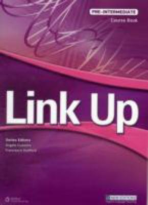 Link Up Pre-Intermediate Students Book with CD