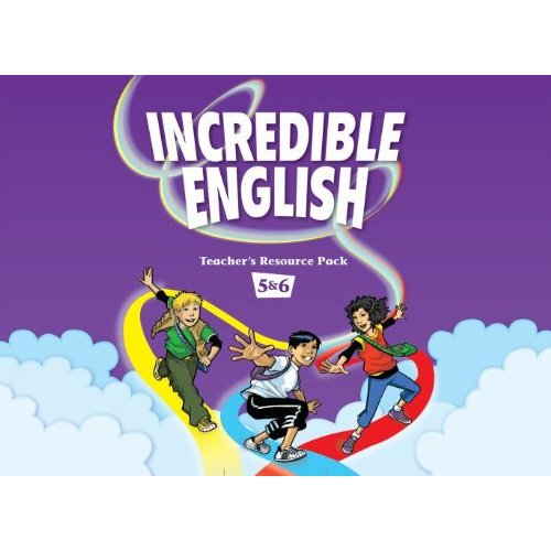Incredible English 5 & 6 Teacher's Resource Pack