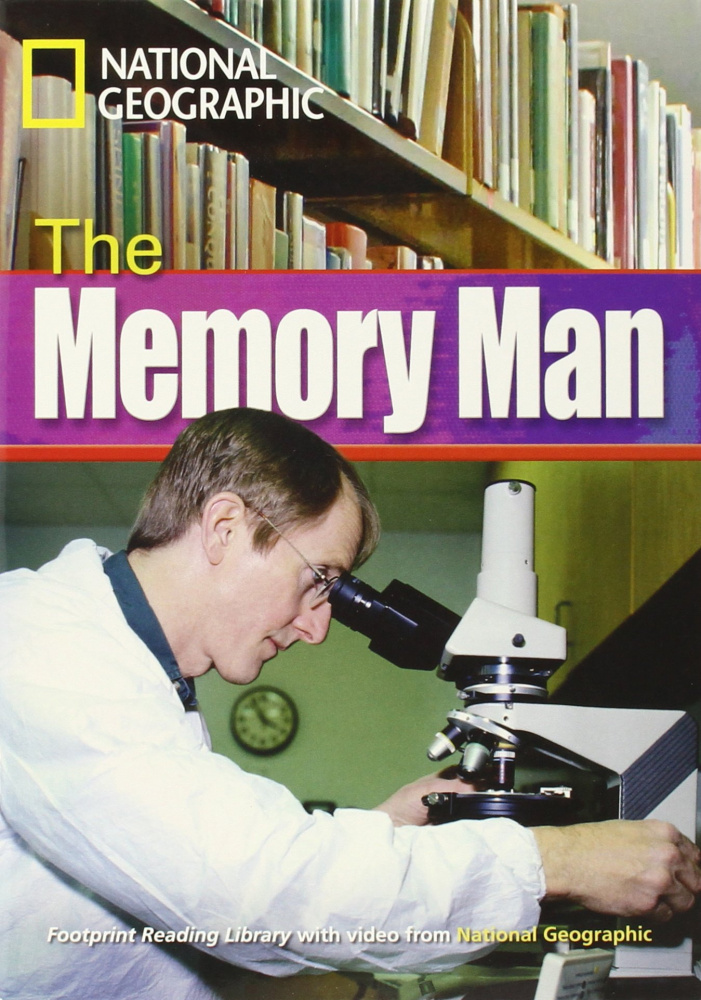 Fotoprint Reading Library A2 The Memory Man with CD-ROM