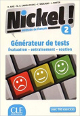 Nickel! 2 A2/B1 - Generateur de tests
