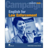 English For Law Enforcement Students Book + CD