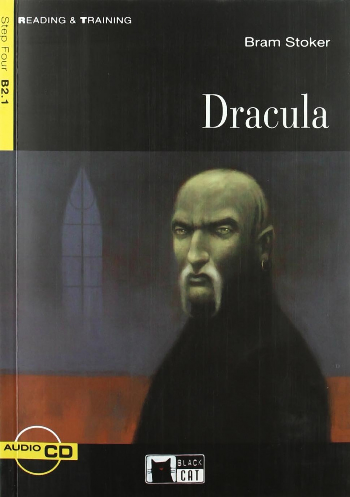 Reading & Training Step 4: Dracula  + CD