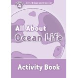 Oxford Read and Discover Level 4 All About Ocean Life Activity Book