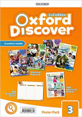 Oxford Discover Second edition 3: Posters