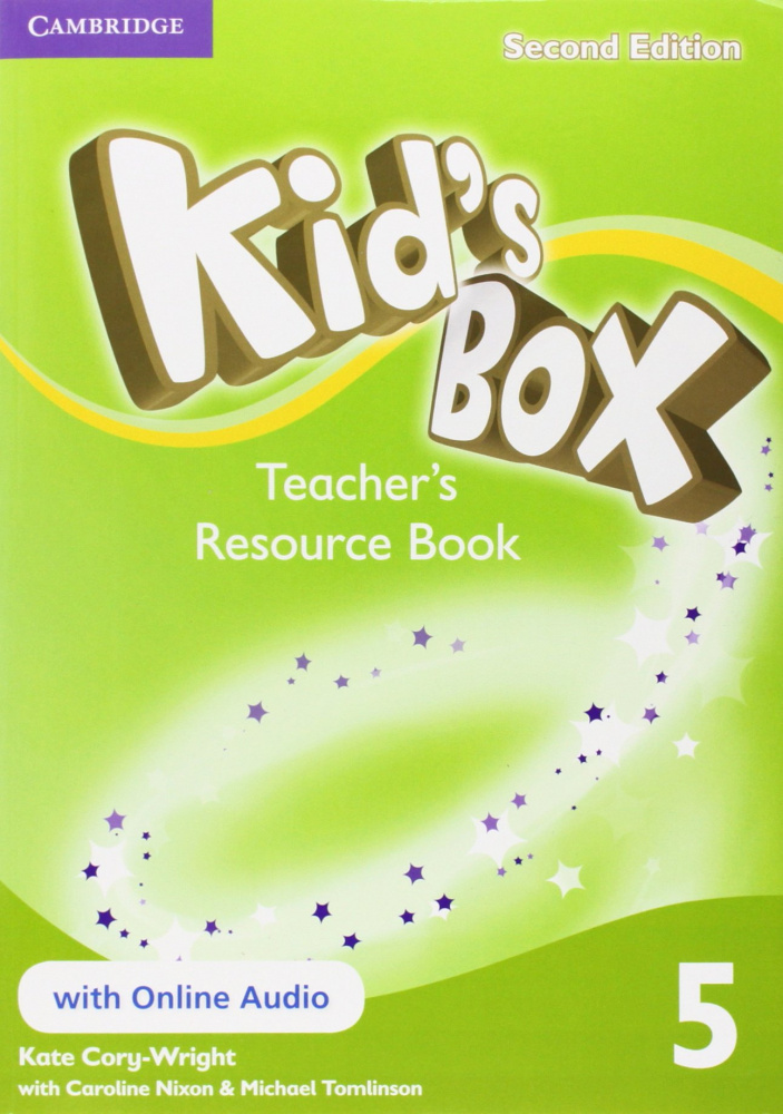Kid's Box Second Edition 5 Teacher's Resource Book with Online Audio