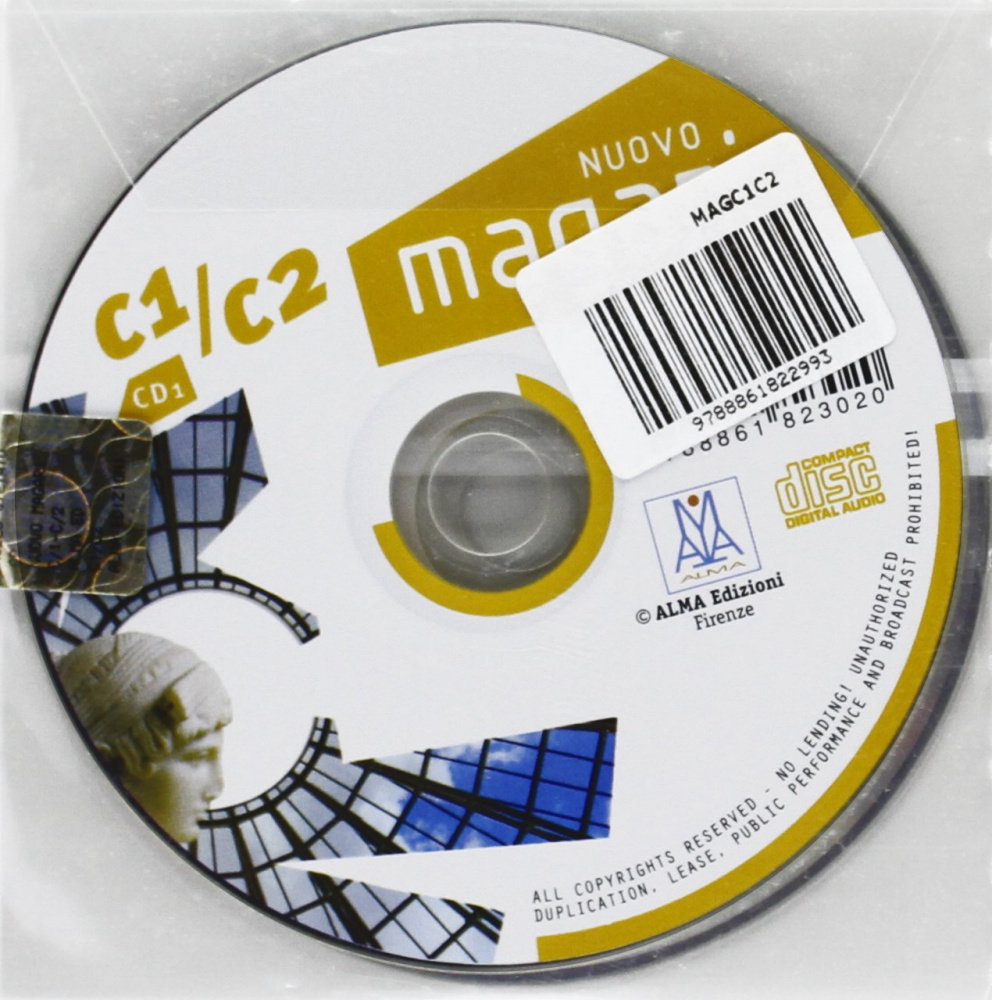 Nuovo Magari C1/C2 - 2 CD audio