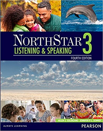 NorthStar 4Ed Listening and Speaking 3 SB with access code and MyLab