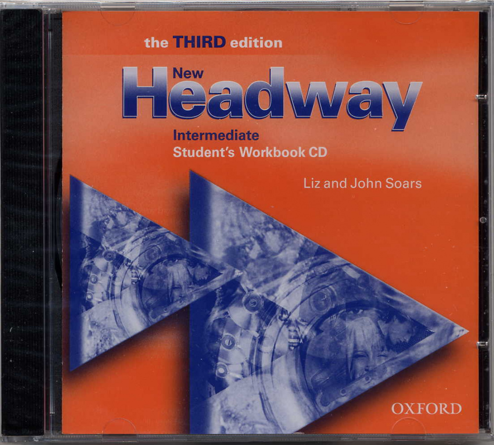 New Headway Intermediate Third Edition Student's Workbook CD