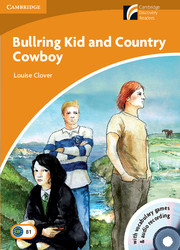 Bullring Kid and Country Cowboy with CD-ROM and Audio CD