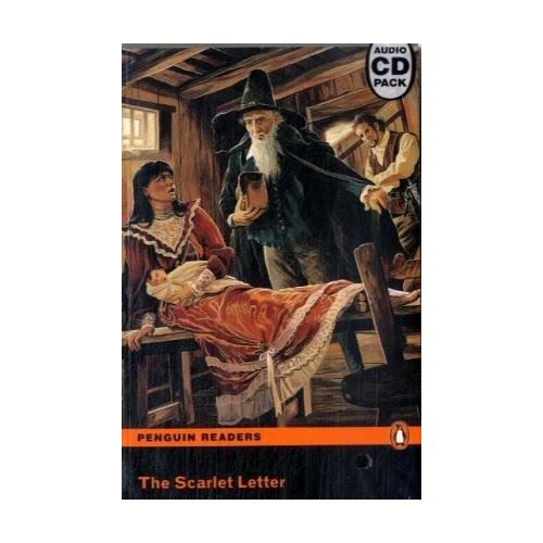 The Scarlet Letter (with Audio CD)