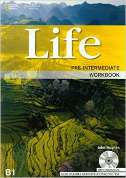 Life Pre-Intermediate Workbook + Audio CD