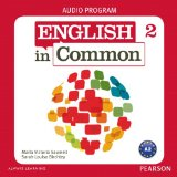 English in Common 2 Class Audio CDs