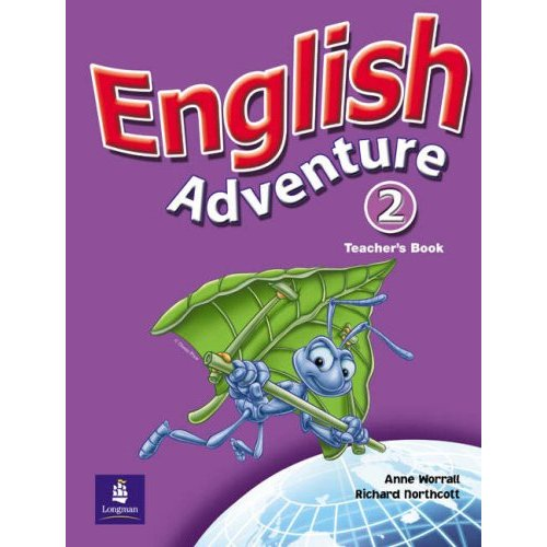 English Adventure 2 Teacher's Book