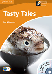 Tasty Tales with CD-ROM and Audio CD