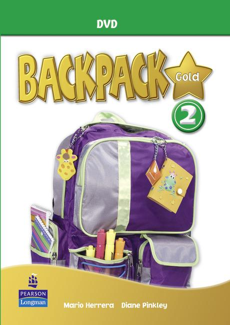 Backpack Gold Level 2 DVD