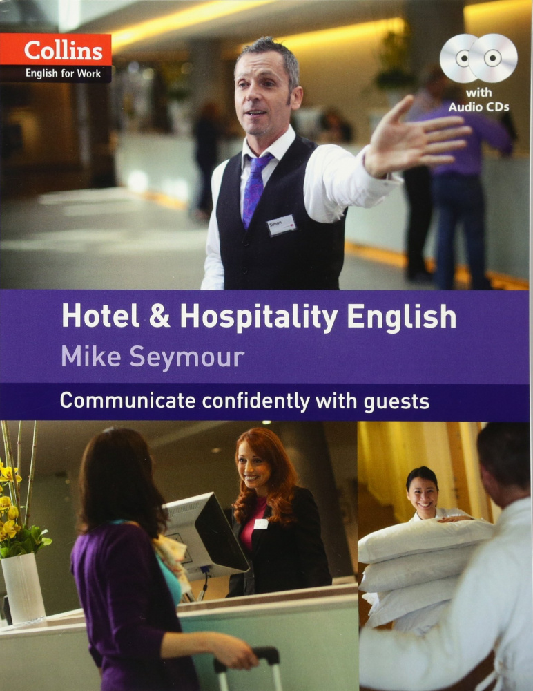 Collins Hotel and Hospitality English with CD(2)