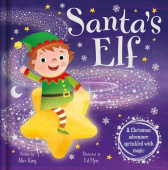Santa's Elf  (HB) illustr.