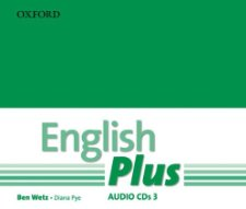 English Plus 3 Class Audio CDs (4)