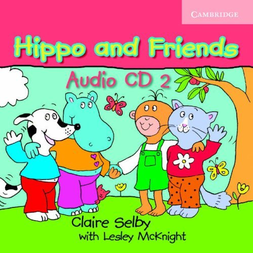Hippo and Friends 2 Audio CD (Лицензия)