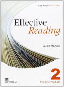 Effective Reading 2 Pre-Intermediate Students Book