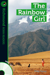 Robin Readers Level 3 The Rainbow Girl