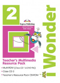 iWonder 2 Teacher's Multimedia Resource Pack PAL (set of 3)