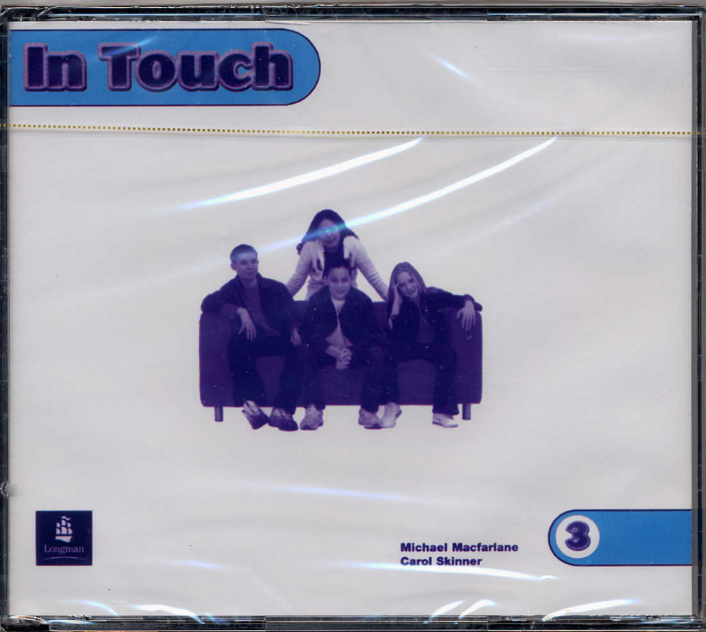 In Touch 3 Class CDs (Лицензия)