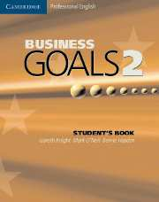 Business Goals 2 Student's Book
