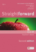 Straightforward (Second Edition) split 2 Teacher's Book Pack B