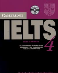 Cambridge IELTS 4 Self-study Pack (Student's Book with answers and Audio CDs (2))