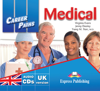 Career Paths: Medical Audio CDs (set of 2)