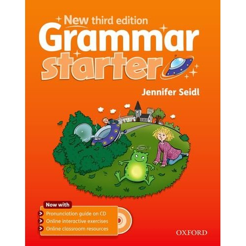 Grammar (Third Edition) Starter Student's Book with Audio CD