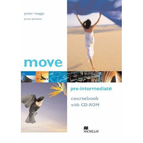 Move  Pre-Intermediate: Coursebook with CD-ROM