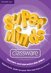 Super Minds Level 6 Classware and Interactive DVD-ROM