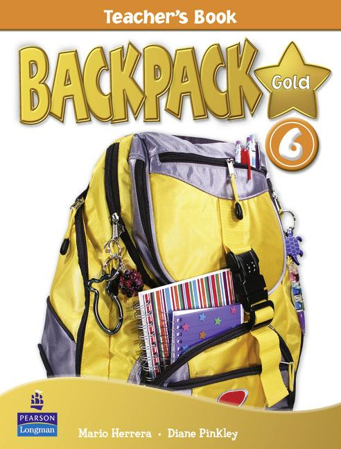 Backpack Gold Level 6 Teacher's Book