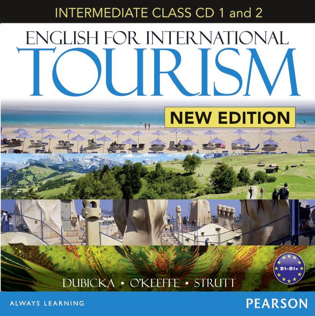 English for International Tourism New Edition Intermediate Class Audio CD