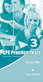 CPE Practice Tests (Revised) 3 Class Audio CDs (set of 6)