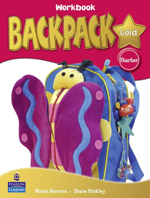 Backpack Gold Starter Workbook (with Audio CD)