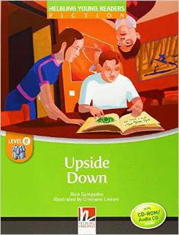 Helbling Young Readers Level E: Upside Down with CD-ROM/Audio CD