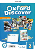 Oxford Discover Second edition 2: Posters