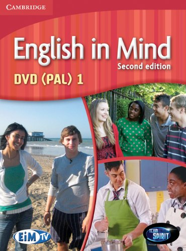 English in Mind (Second Edition) 1 DVD Pal