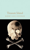 Macmillan Collector's Library: Stevenson Robert Louis. Treasure Island (HB)