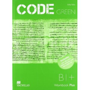 Code Green B1+ Workbook Plus Mpo CD Pack