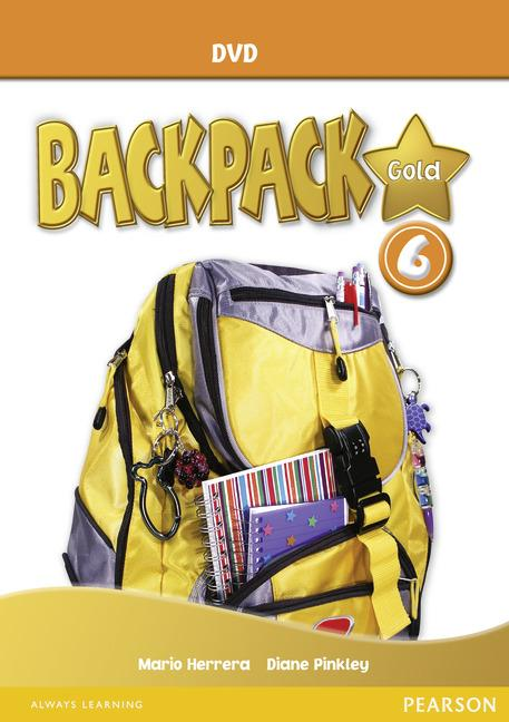 Backpack Gold Level 6 DVD