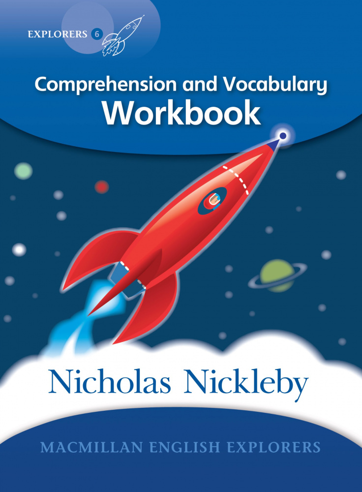 Explorers 6: Nicholas Nickelby - Workbook