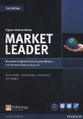 Market Leader 3rd Edition Upper-intermediate Flexi Coursebook with Practice File B with DVD-ROM and Audio CD