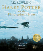Harry Potter and the Philosopher's Stone (illustrated ed) - Paperback