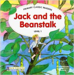 Primary Classic Readers Level 1: Jack & the Beanstalk with Audio CD