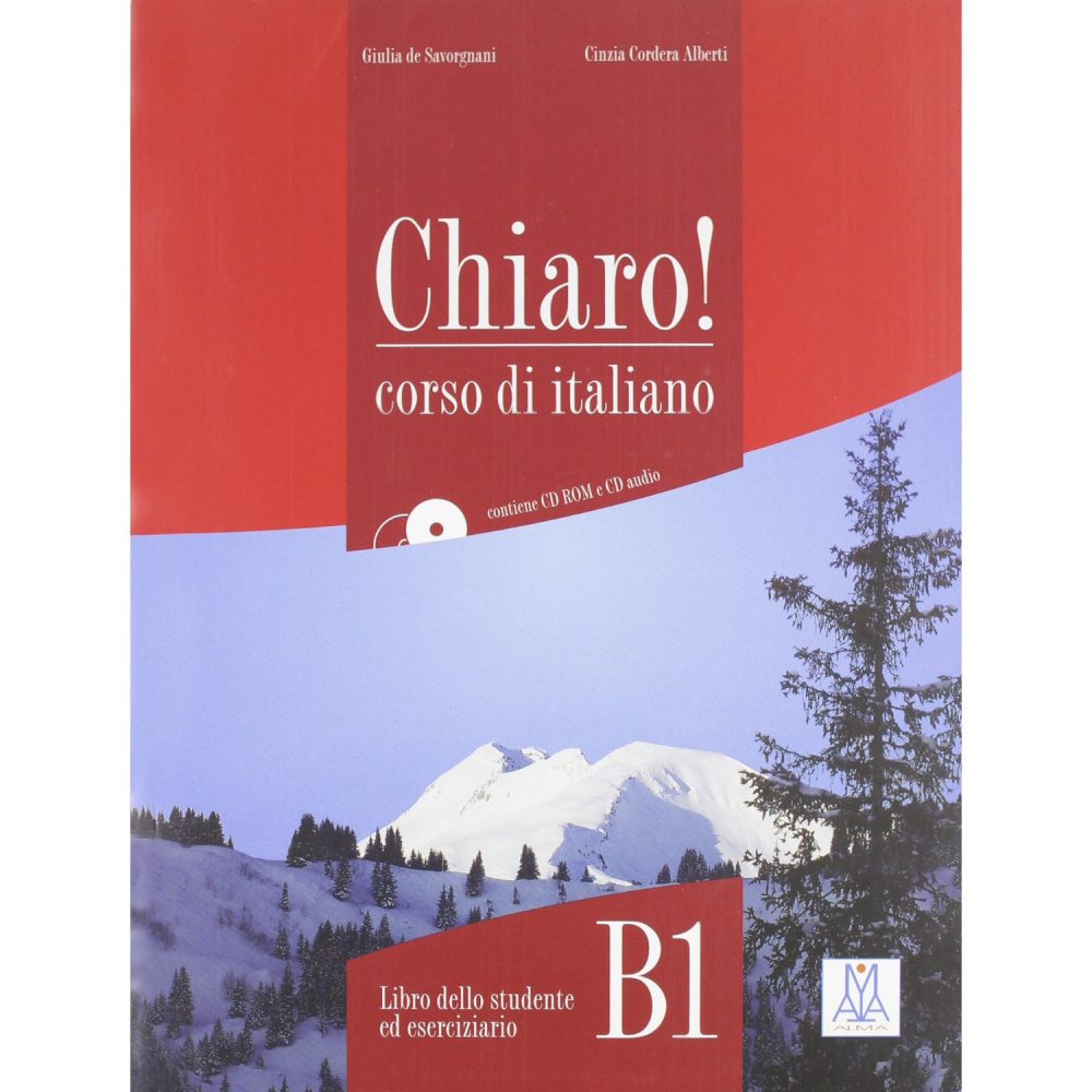 Chiaro! B1 - Libro + CD audio + CD ROM