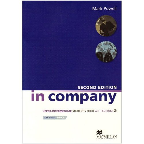 In Company (Second Edition) Upper-Intermediate Student`s Book (+CD)